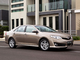 Pictures of Toyota Camry Atara SL 2011