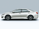 Pictures of Toyota Camry GL UAE-spec 2011