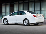 Pictures of Toyota Camry Hybrid SE 2014