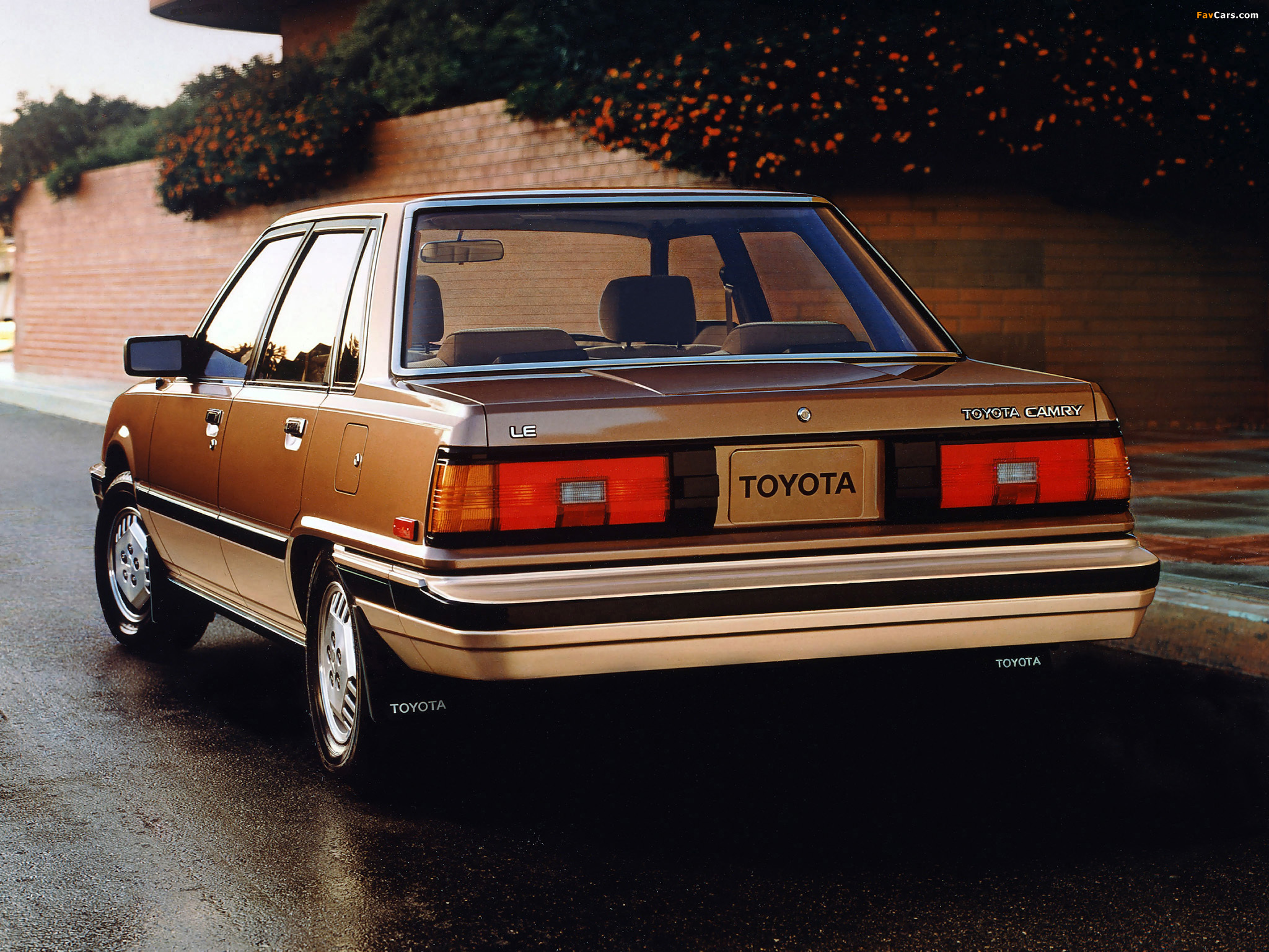 Toyota Camry US-spec (V10) 1982–84 wallpapers (2048 x 1536)