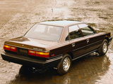 Toyota Camry Sedan Deluxe US-spec 1986–91 pictures