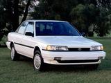 Toyota Camry Sedan LE US-spec 1990–91 images