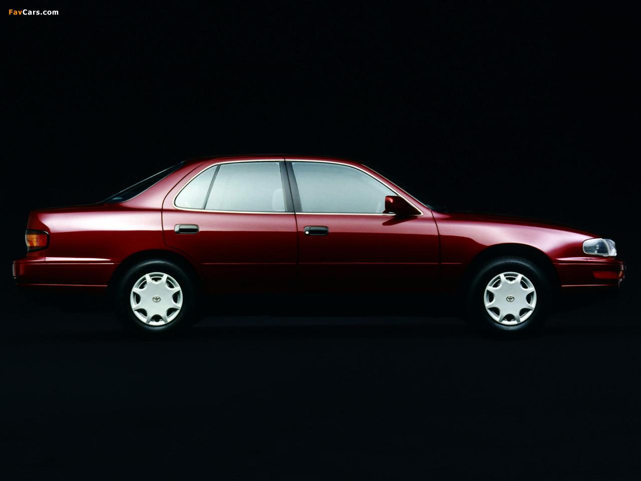 Toyota Camry US-spec (XV10) 1991–96 images (1280 x 960)