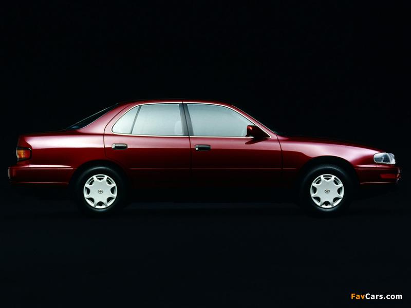 Toyota Camry US-spec (XV10) 1991–96 images (800 x 600)