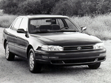 Toyota Camry US-spec (XV10) 1991–96 photos