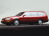 Toyota Camry Wagon US-spec (XV10) 1992–96 pictures