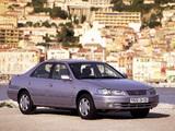 Toyota Camry (SXV20) 1997–2001 photos