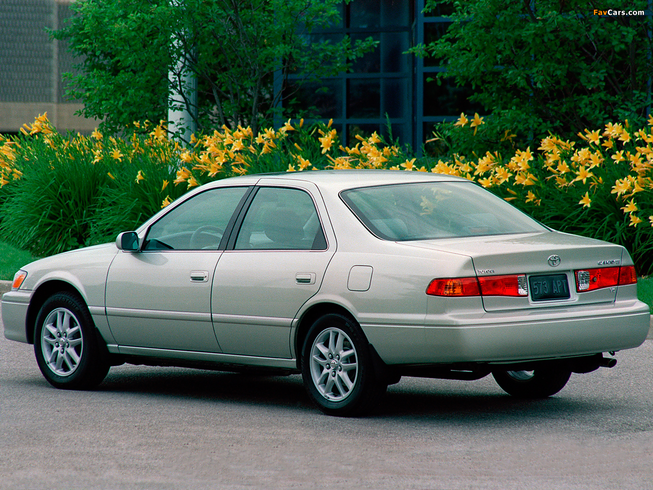 Toyota Camry US-spec (SXV20) 1999–2001 wallpapers (1280x960)