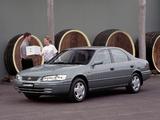 Toyota Camry AU-spec (MCV21) 2000–02 photos