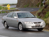 Toyota Camry AU-spec (MCV21) 2000–02 wallpapers