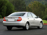 Toyota Camry US-spec (ACV30) 2001–04 images