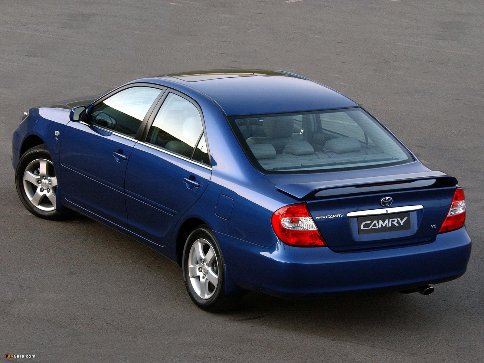 Toyota Camry ACV 30 до и после капремонта двигателя 2AZ-FE