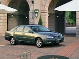 Toyota Camry JP-spec (ACV30) 2001–04 photos