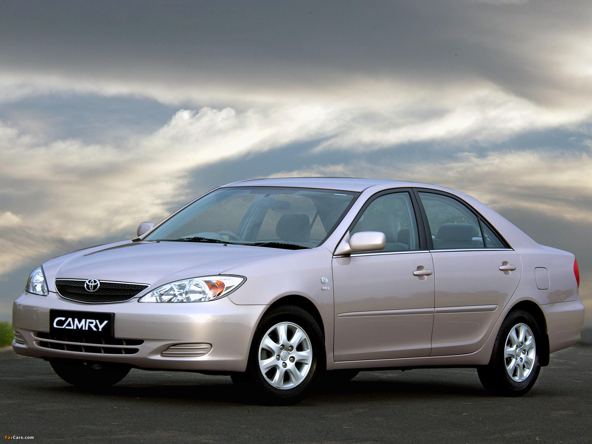 Toyota Camry (ACV30) - Revolvy