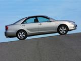 Toyota Camry (ACV30) 2001–06 photos