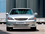 Toyota Camry (ACV30) 2001–06 pictures