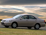 Toyota Camry ZA-spec (ACV30) 2001–04 pictures