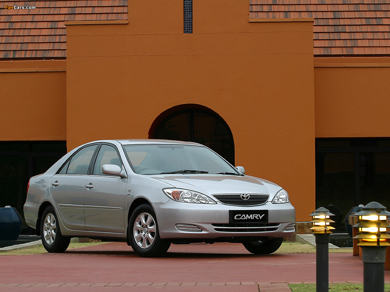 Toyota Camry acv 30 #11