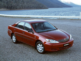Toyota Camry Altise (ACV30) 2002–04 images
