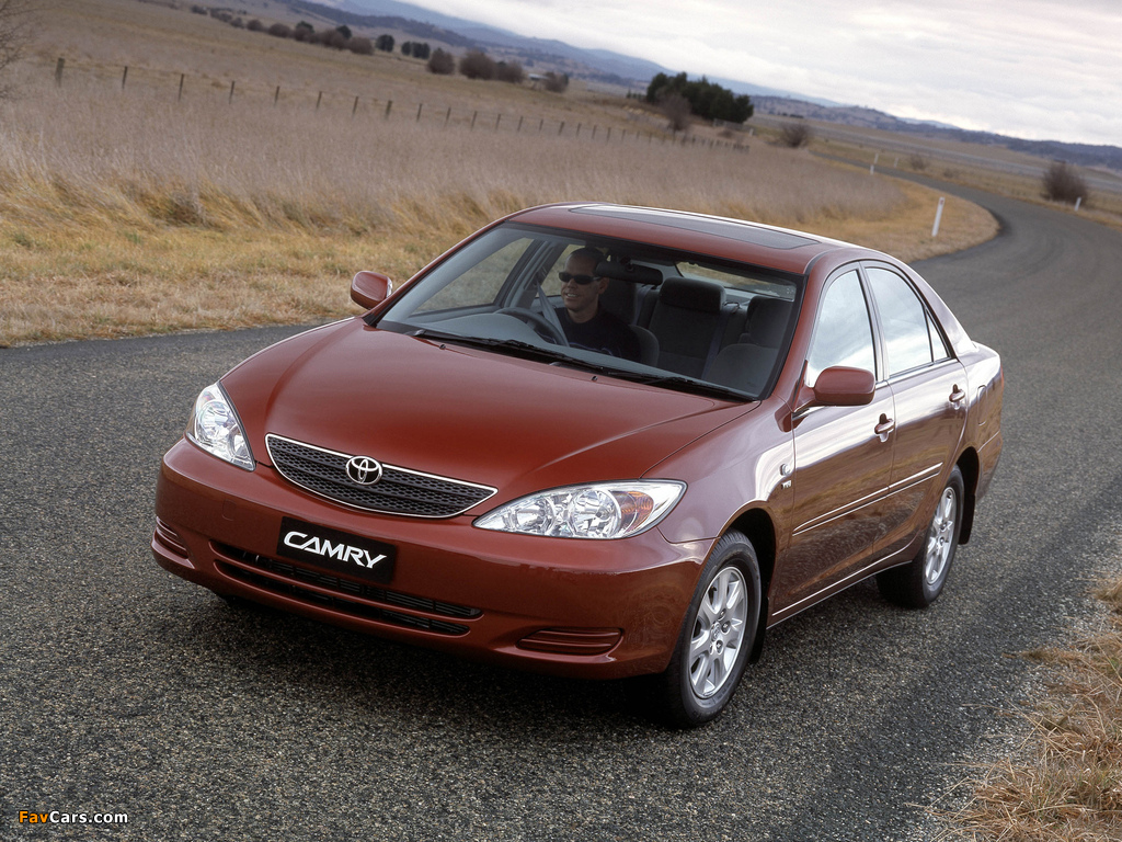 Toyota Camry acv 30