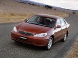 Toyota Camry Ateva (ACV30) 2002–04 photos