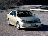 Toyota Camry Azura (ACV30) 2002–04 wallpapers