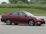 Toyota Camry SE US-spec (ACV30) 2004–06 images