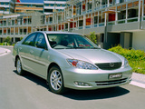 Toyota Camry Altise Sport (ACV30) 2004–06 images