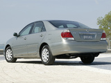 Toyota Camry LE US-spec (ACV30) 2004–06 images