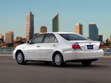 Toyota Camry UAE-spec (ACV30) 2004–06 images