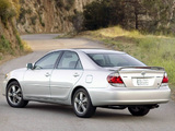 Toyota Camry SE US-spec (ACV30) 2004–06 photos