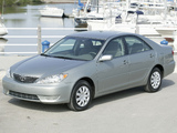 Toyota Camry LE US-spec (ACV30) 2004–06 pictures