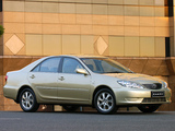 Toyota Camry ZA-spec (ACV30) 2004–06 wallpapers
