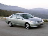 Toyota Camry SE US-spec (ACV30) 2004–06 wallpapers