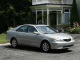Toyota Camry XLE US-spec (ACV30) 2004–06 wallpapers