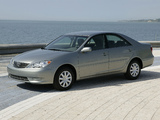 Toyota Camry LE US-spec (ACV30) 2004–06 wallpapers