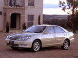 Toyota Camry Grande (ACV30) 2004–06 wallpapers
