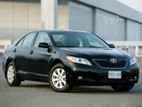 Toyota Camry XLE 2006–09 images