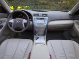 Toyota Camry Hybrid 2006–09 images