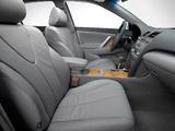 Toyota Camry XLE 2006–09 photos