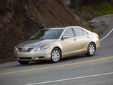 Toyota Camry Hybrid 2006–09 pictures