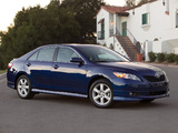 Toyota Camry SE 2006–09 pictures