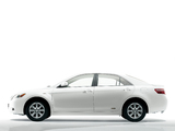 Toyota Camry Dignis Edition JP-spec 2006–07 pictures