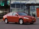 Toyota Camry Altise 2006–09 pictures