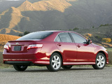 Toyota Camry SE 2006–09 wallpapers