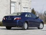 Toyota Camry Hybrid 2006–09 wallpapers