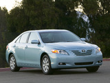 Toyota Camry XLE 2006–09 wallpapers
