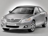 Toyota Camry Sedan 2009–11 images