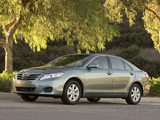Toyota Camry LE 2009–11 images