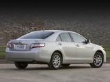 Toyota Camry Hybrid 2009–11 images